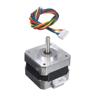 Aibecy 17HS4023 Stepper Motor 12V for Wire 4-Lead 3D Printer Extruder Parts X8Q7