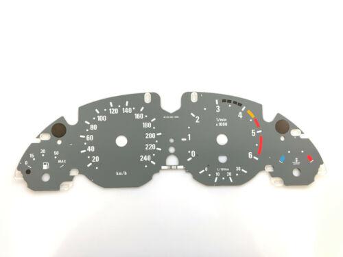 X5 E53 Diesel M Tachoscheiben dials esferas BMW E39 E38 TDS