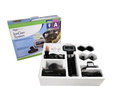 Aquascape 95027 IonGen 2.0 - Electronic Algae Control System for Ponds-fish safe