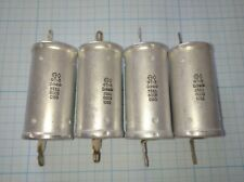 New Listing01uf100nf 600v 5 Ft 3 Capacitors With Foil Plates With A Fluoroplastic 4pcs