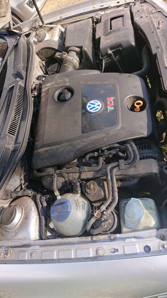 VW Golf IV, 1,9 TDi 130 Tiptr., Diesel