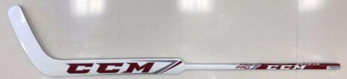 "New CCM Pro Stock Pro Foam Core Ice Hockey Goalie Stick senior 27/"" LH Langhamer"