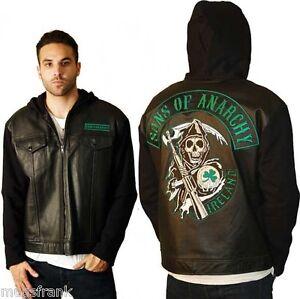 Soa leather jacket