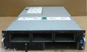 Fujitsu-Primergy-RX600-4-x-2-7Ghz-Xeon-8Gb-RAM-Rack-Mount-montierte-Server