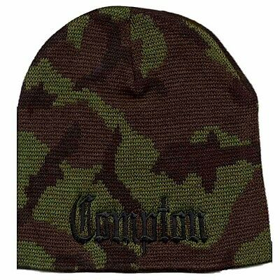 New Camo Compton Vintage Camouflage Beanie Beanies Hat Hats