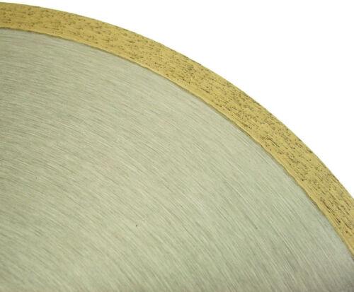 "Supreme Grade 10"" Porcelain Tile Stone Continuous Rim Blade"