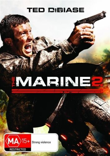 1 of 1 - The Marine 2 NEW R4 DVD