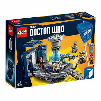 LEGO Ideas 21304 Doctor Who , NEU, OVP
