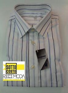 Outlet -75% 32 - 0 Men's Shirts Shirt Chemise Shirt Rubashka N 3200540200