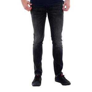 Jack&Jones Hombre Jeans pantalón low high waist 21845