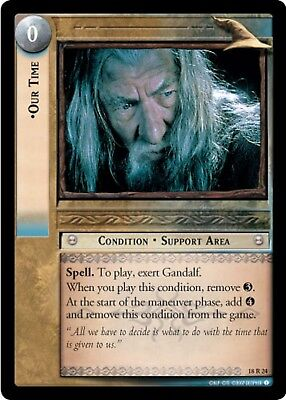 LOTR TCG Treachery 18R76 Treachery /& Deceit T/&D The Lord of the Rings MINT