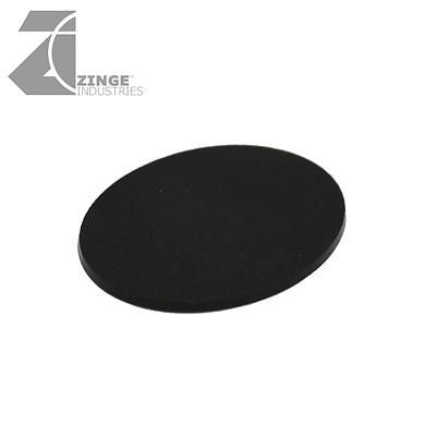 Zinge Industries Standard 120mm by 92mm Oval Base Plastic X 1 New A-SPB04