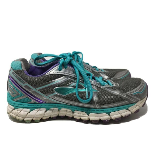 Size 8 M Athletic Running Shoes Grey