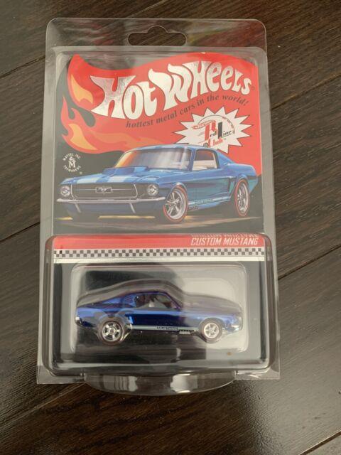 2020 Hot Wheels RLC Exclusive Custom Mustang - Original 16 Upgrade - IN HAND