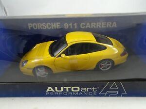 1-18-Autoart-77852-Porsche-911-Coupe-Facelift-Speedgelb-Rareza