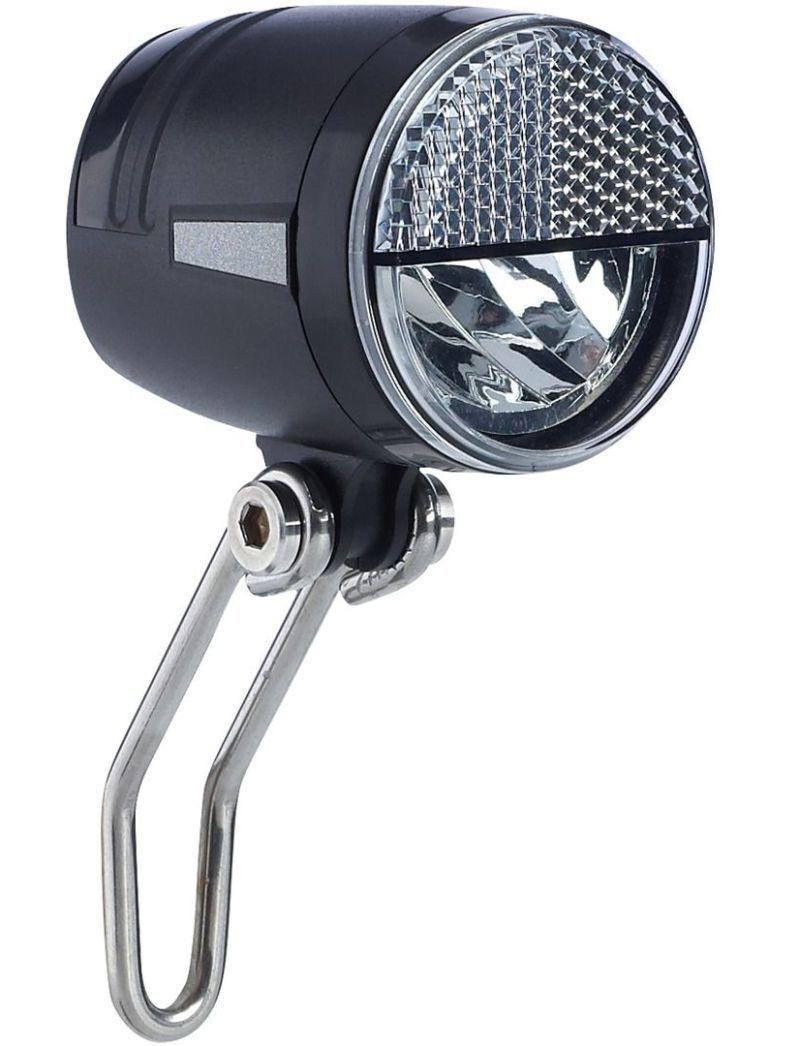 E-bike LED Headlight   hl-3001 E +  45 Lux, 6-48 Voltage Direct Current