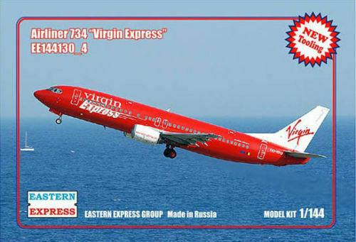 Eastern Express 1 144 Boeing 737-400 Virgin 144130_4