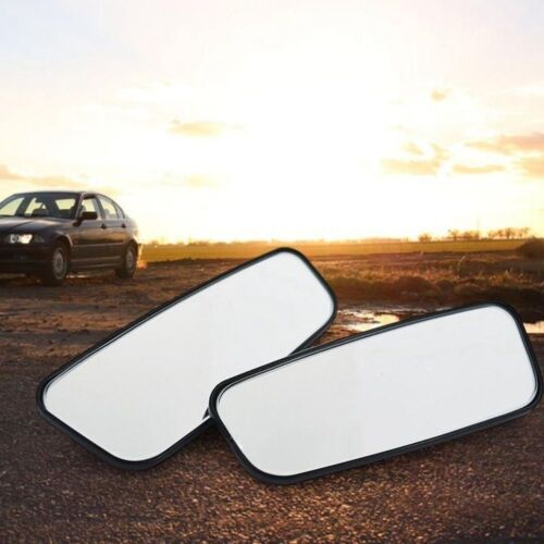 2Pcs Car Commonly Wide Angle Rear View Side Parking Blind Spot Convex Mirrors