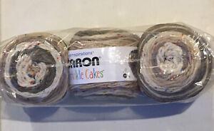Caron-Sprinkle-Cakes-Yarn-Birthday-Cake-Set-of-3-New