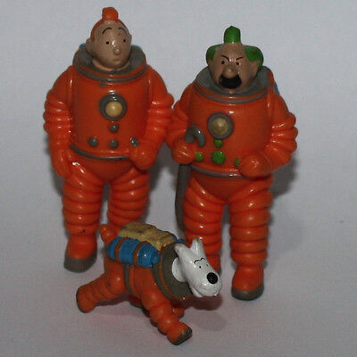 PERSONAGGI IN PVC TinTin TIN TIN Tim /& Struppi 1995 Plastoy PEZZI SINGOLI