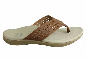 Brand-New-Scholl-Orthaheel-Splice-Womens-Comfort-Supportive-Thongs-Flip-Flops