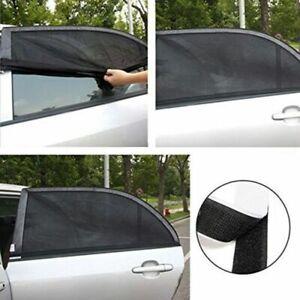 Tende Parasole Avvolgibili Per Auto.Dettagli Su Tendina Parasole Avvolgibile Per Auto Viaggio Tenda Anti Sole 126x52cm