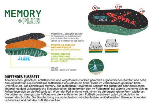 Scarpe Sicurezza Cofra ® goal line s3 SRC impermeabile nubuck rigidi