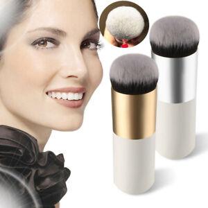 Fond-de-teint-creme-plate-pinceau-de-maquillage-cosmetique-Professionnelle