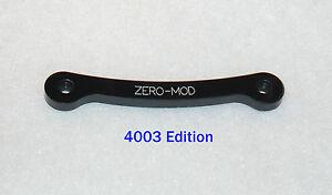 Black Thumb Rest for Rickenbacker 4003 Model Basses 2015 Onwards