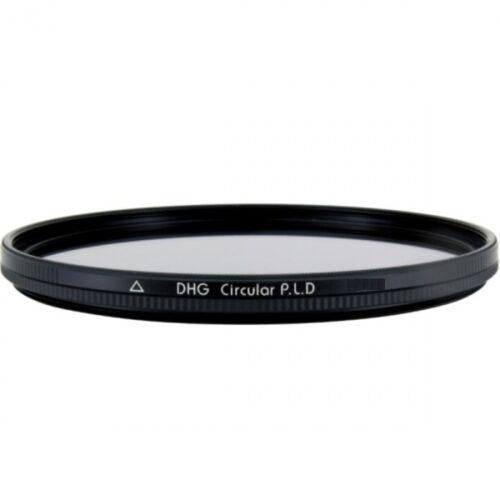 Reino Unido stock Filtro Polarizador Dhg Circular 62MM Marumi DHG62CIR