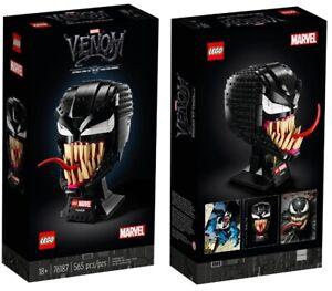 LEGO Marvel Spider-Man 76187 Venom N5/21