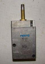 Festo Mfh 3 14 Solenoid Valve Used