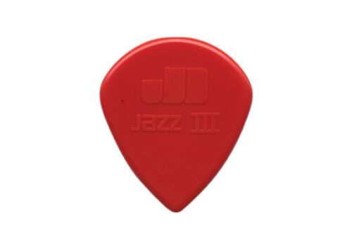 JIM DUNLOP 47R-N Nylon Jazz III XL 1,38mm Pack