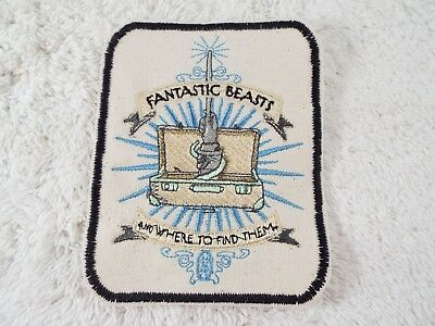 """E12 Egyptian Guardian Birds 4/"""" Embroidery Iron-on Patch"""