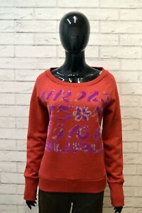 Felpa-Maglione-Donna-GURU-Taglia-Size-M-Cardigan-Maglia-Pullover-Sweater-Woman