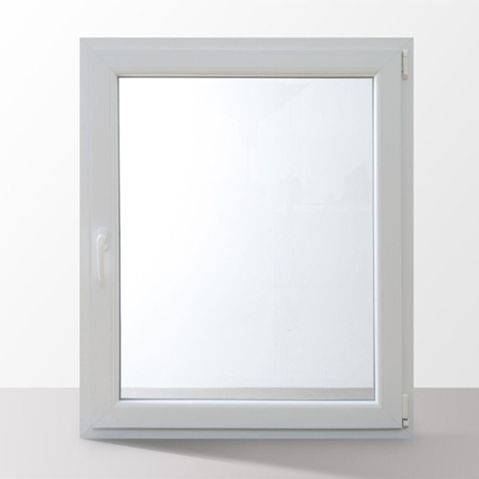 Fenster Kunststofffenster Kellerfenster Dreh Kipp Fenster 2-fach Verglasung weiß