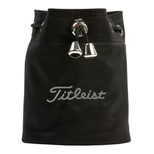 NEW-Titleist-Golf-Club-Life-Sports-Valuables-Pouch-Bag-Black-MSRP-30