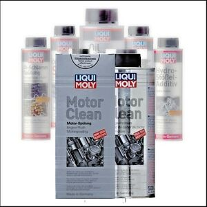 1019 liqui moly motorclean motorsp lung motor reiniger. Black Bedroom Furniture Sets. Home Design Ideas