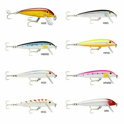 Rapala Countdown Abachi //// CDA07 //// 7cm 10g Fishing Lures Choice of Colors