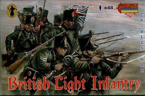 Strelets 1/72 Krim Krieg Britisch Leichte Infanterie #M030 Militär & Abenteuer