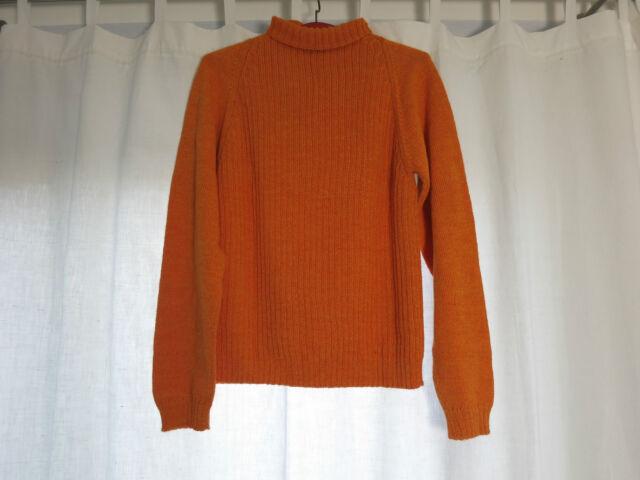 Peruvian 100% Alpaka INTI PERU Damen Oversized Pullover 38 40 42 Fair Trade NEU