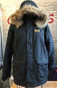 jack wolfskin jacke jungs 164 winterjacke