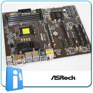 Placa-base-ATX-ASRock-Z87-PRO4-Socket-1150-sin-Chapa-ATX-ni-accesorios