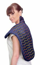 uComfy Neck & Shoulder Heat Relief & Massage Wrap 6 Settings -As Seen on TV NEW!