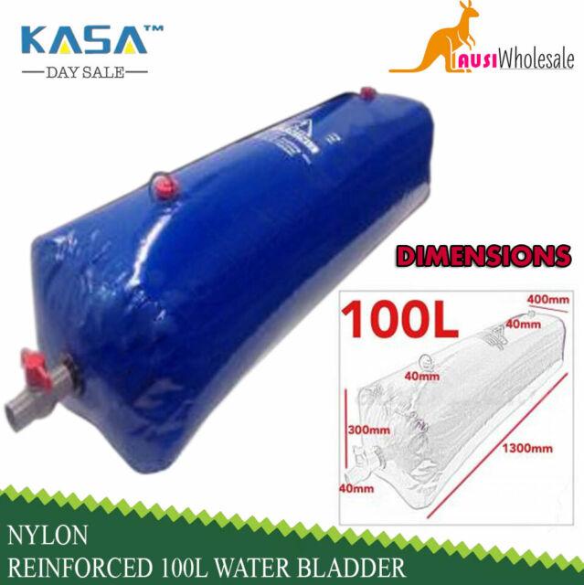 Kasa Series IV Water Bladder Tank – 100l