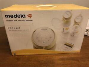 Medela Sonata Smart Breast Pump Double Electric 58200 Ebay