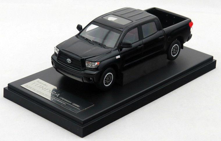 Toyota Tundra noir 1 43 Hi-Story