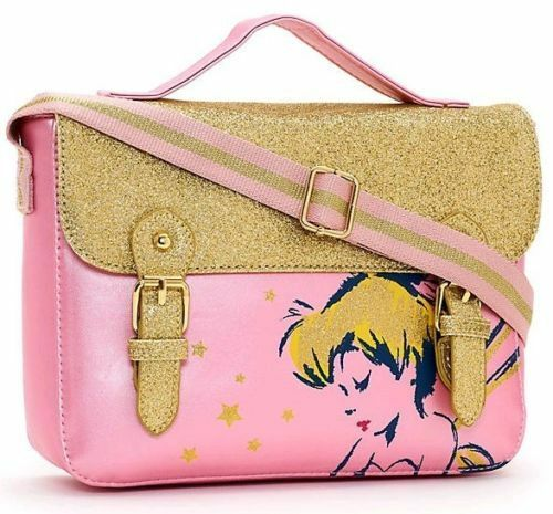 Official Disney cartable Tinkerbell-Rose Sac D/'École College University New