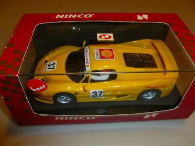 Ninco 50124 Ferrari F50 Shell Nuovo Delizioso Nel Gusto