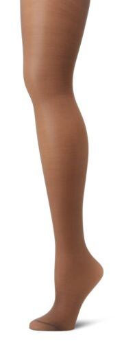 Details about  / Berkshire Full Support Lycra Leg Reinforced Toe Barely Beige Stockings Size B